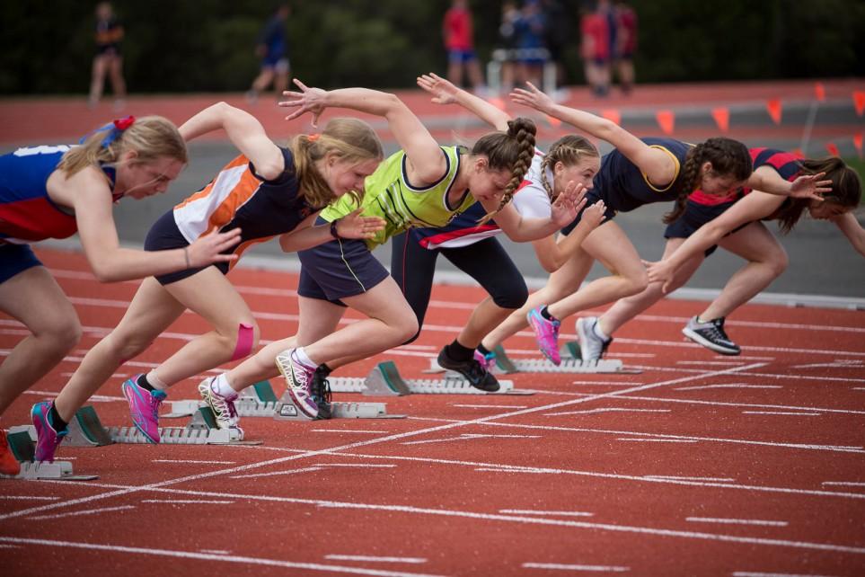 Athletics Olympics Sports