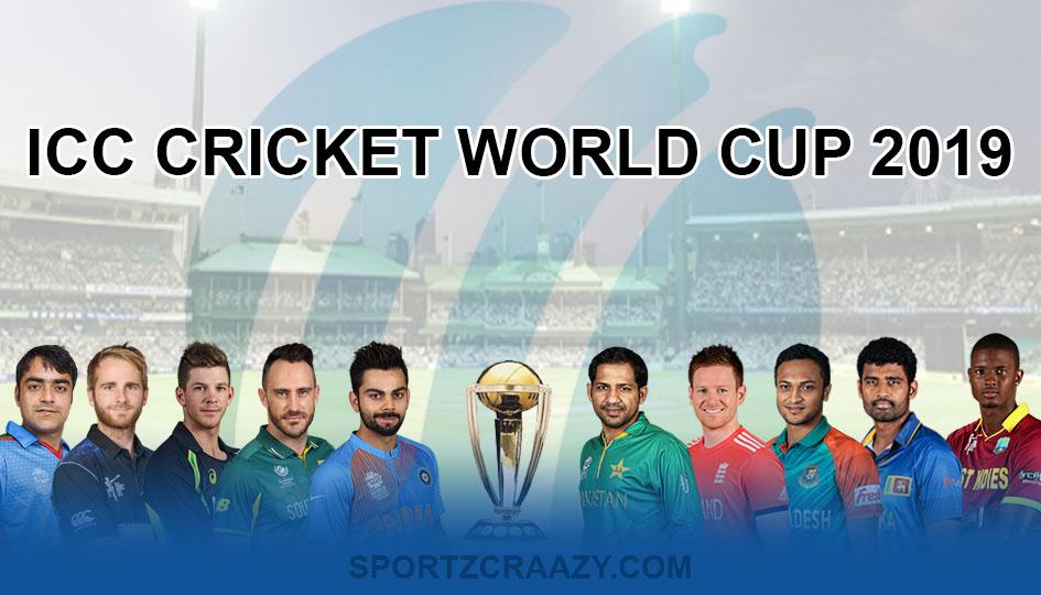 2019 cricket world cup
