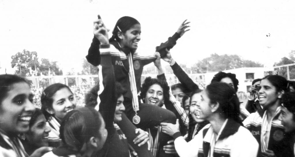Indian Women Hockey Team History