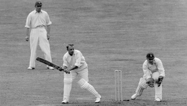 Australia vs. England in 1930