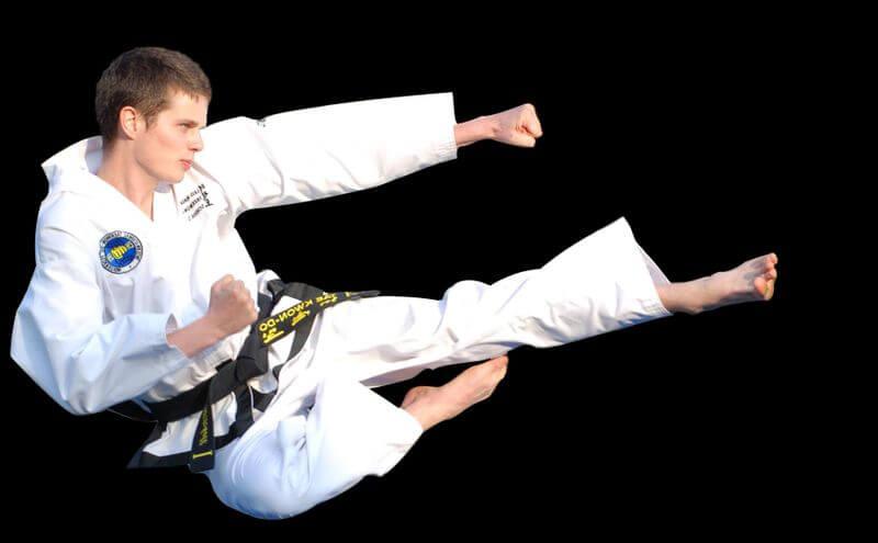 Black Belt position in Karate Belts Order