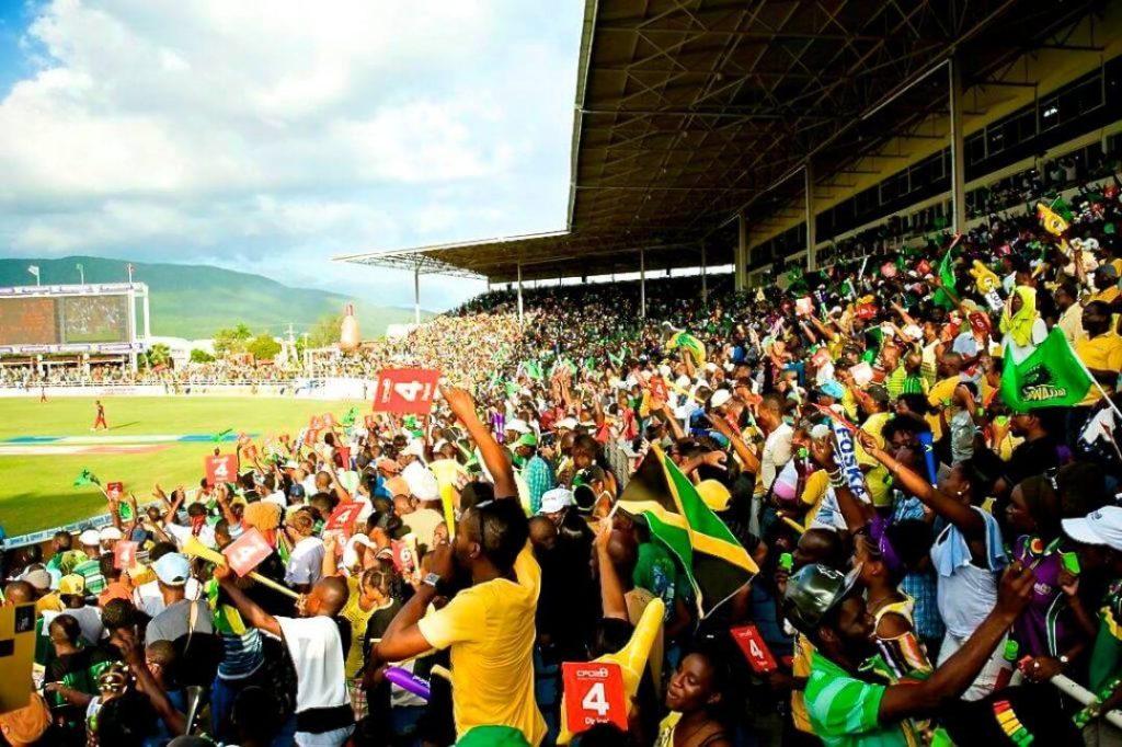 Caribbean Premier League Venues Images