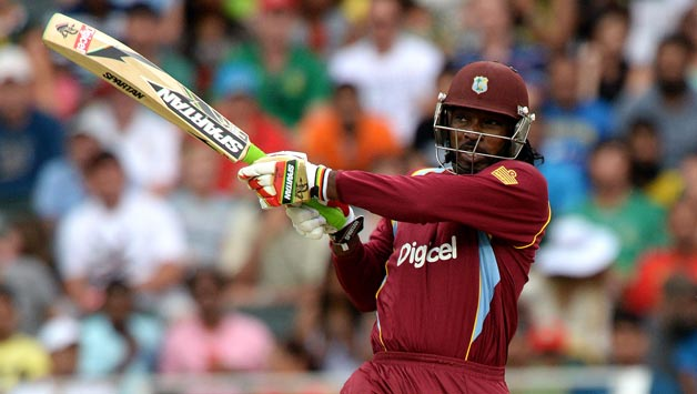 Chris Gayle 8000 Runs in ODI