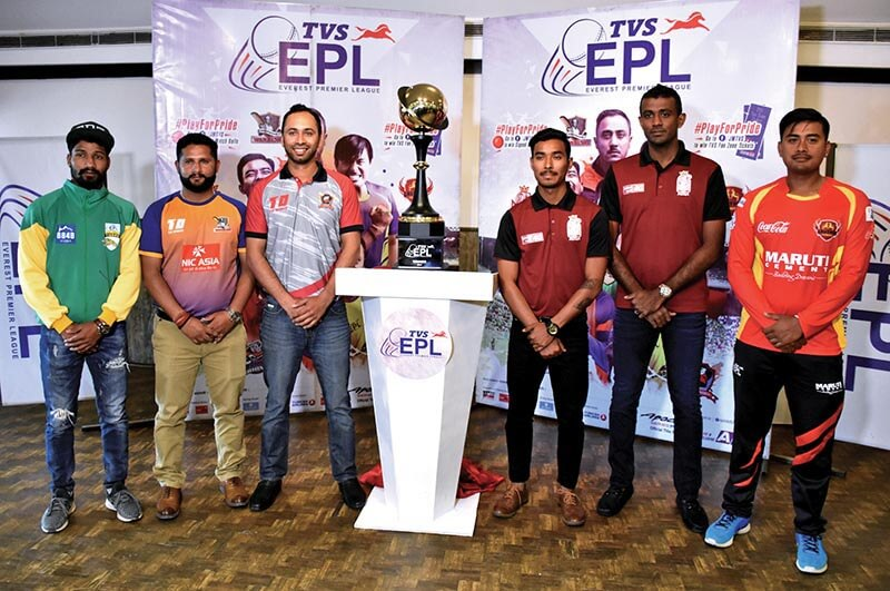 Nepal T20 Cricket League 2017