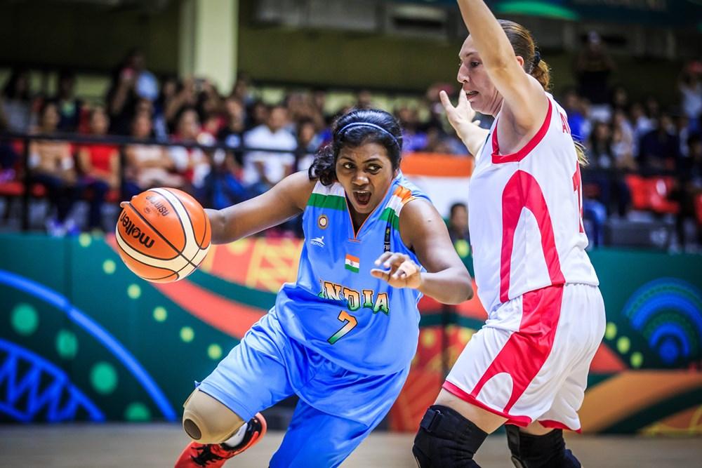 FIBA U18 Asian Games India vs Lebanon