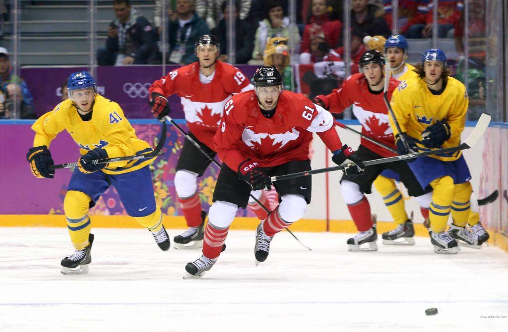 Ice Hockey Players width=