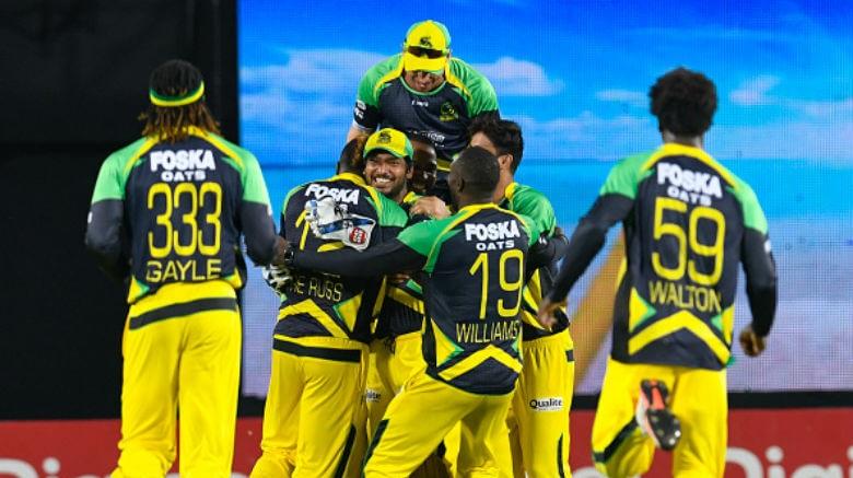 Jamaica Tallawahs team images