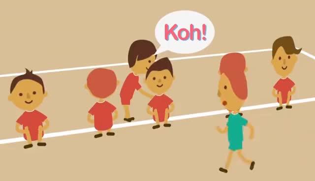 Kho Kho Rules images