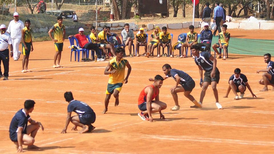 kho kho game team members