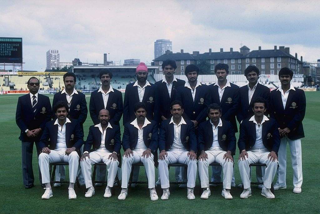 Legends of 1983 World Cup