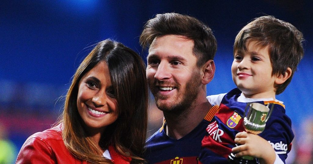 Lionel Messi's Personal Life