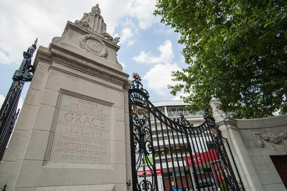 Lords Entrance Gate