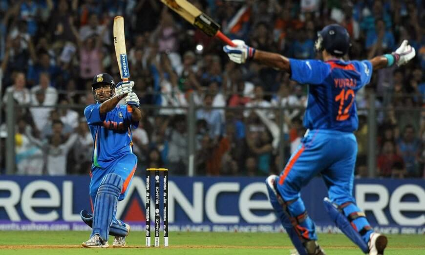 MS Dhoni 8000 Runs in ODI