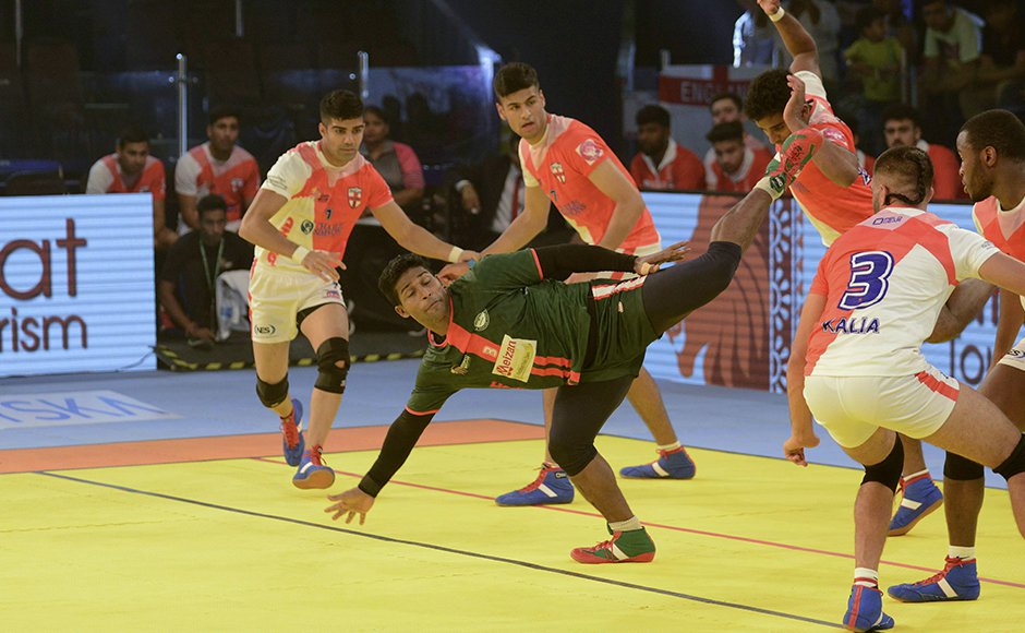 Md. Arduzzaman Munshi | International Kabaddi Rankings