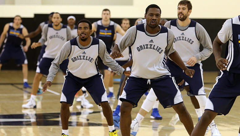 NBA Training Camps