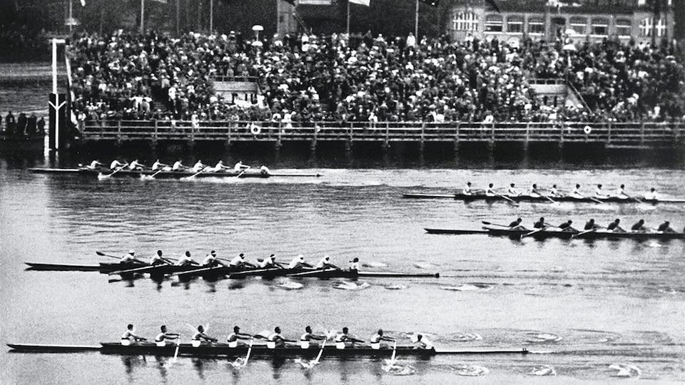 Rowing History