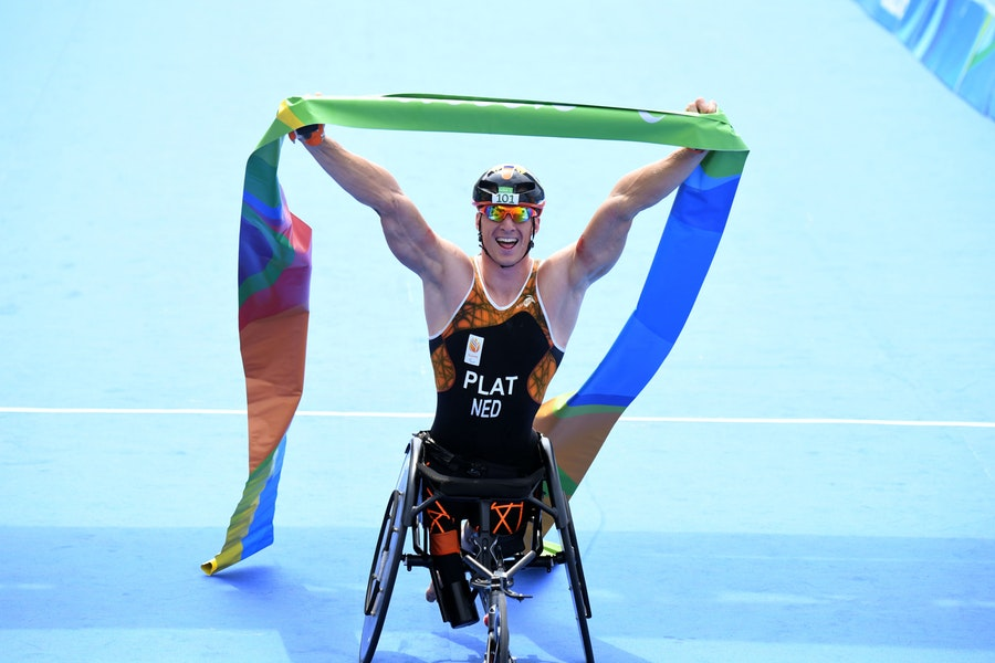 Achievements in Paralympics Games