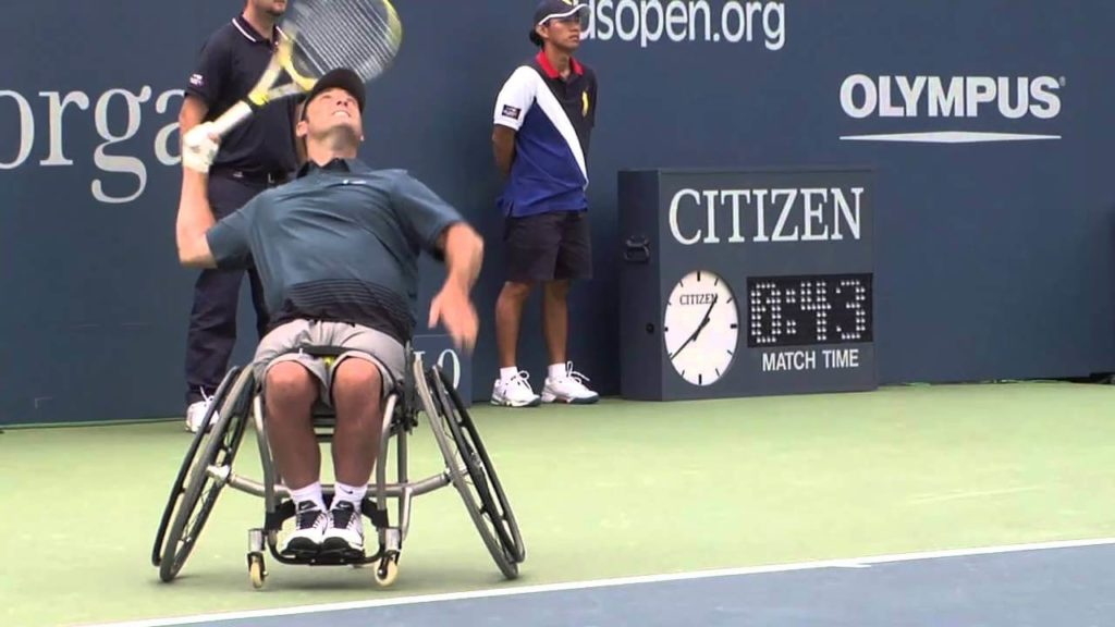 Championships for the specially -able
