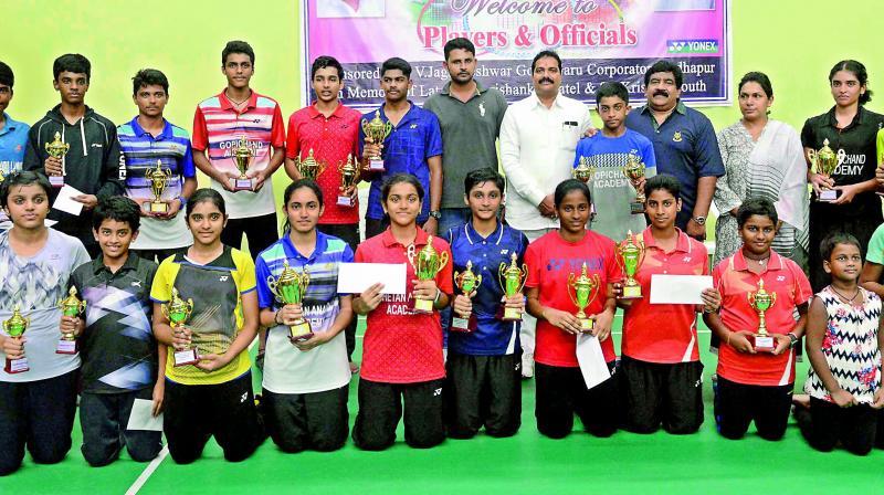 Community Level Badminton Tournament