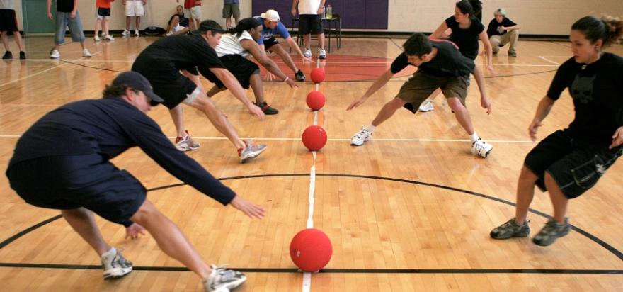 Dodgeball Strategies