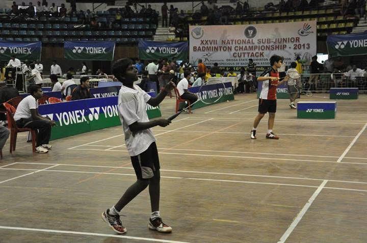Domestic Badminton Tournament