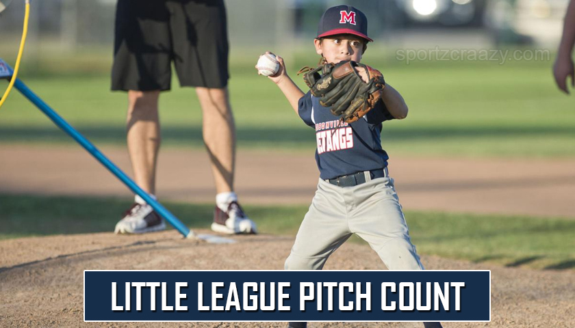Little League Pitch Count