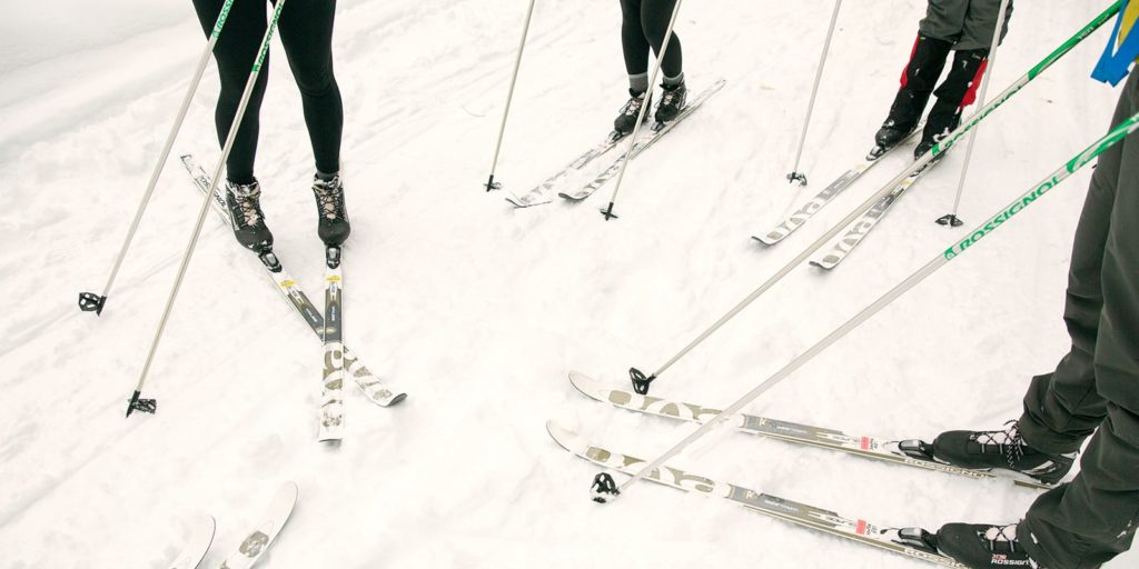 Gears required in the Nordic Skiing