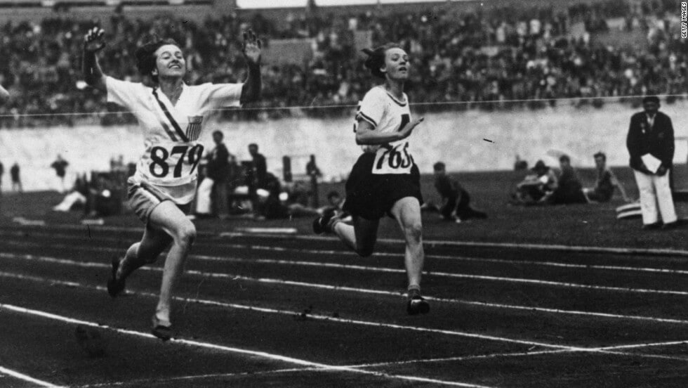 History of Track and Field Events