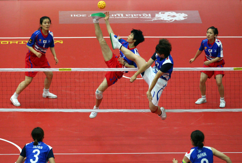 How to Play Sepak Takraw
