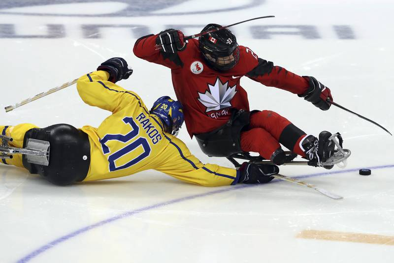 How to Play Sledge Hockey