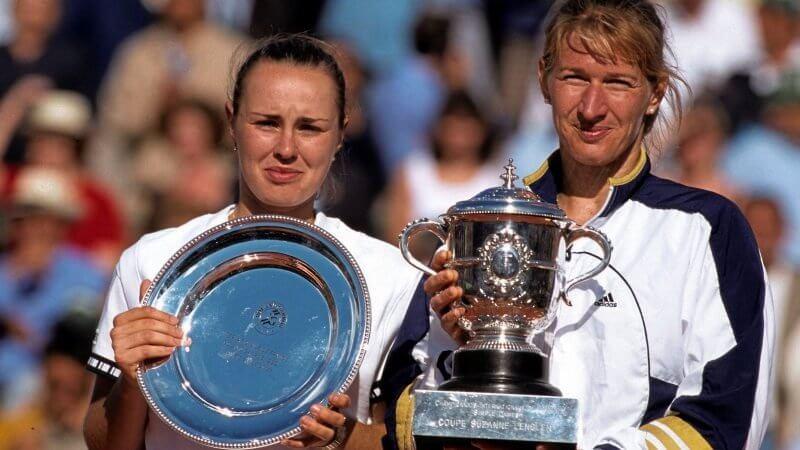Martina Hingis vs Steffi Graf, 1999 Finals