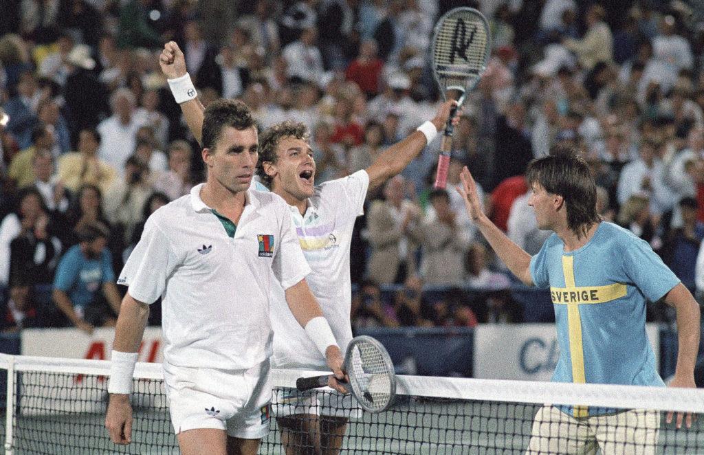 Mats Wilander vs Ivan Lendl, 1988 Finals
