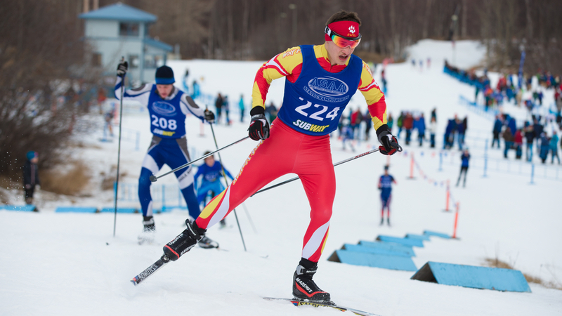 Nordic Skiing differences