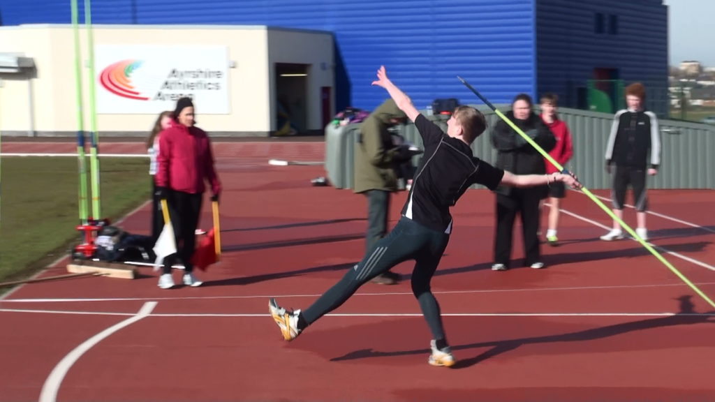 Rules of Javelin Throw