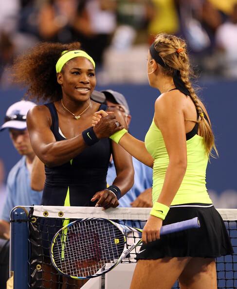 Serena Williams vs Victoria Azarenka, 2012 Women's finals