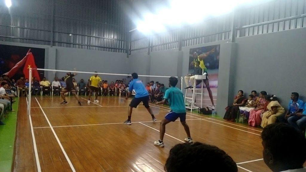 State level Badminton Tournament