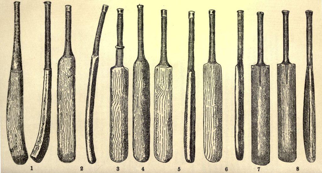 The History of Cricket Bat
