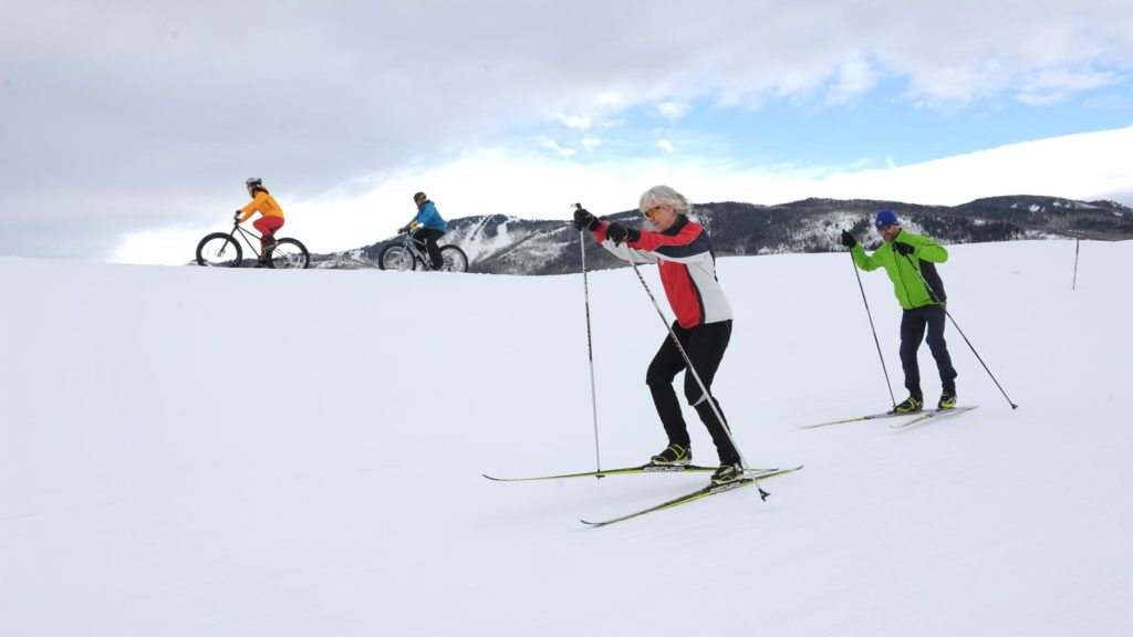 Types of Nordic Skiing