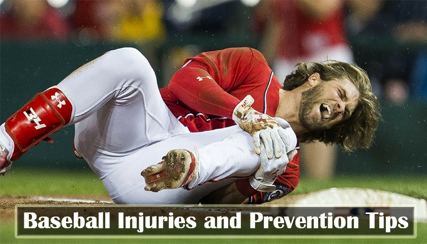 baseball injuries