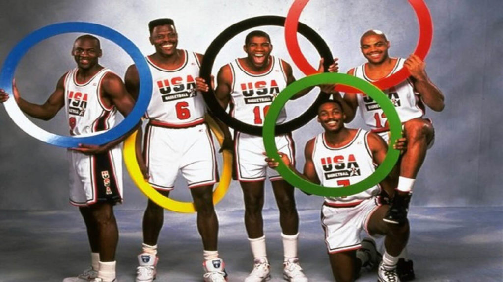 basketball in 1988