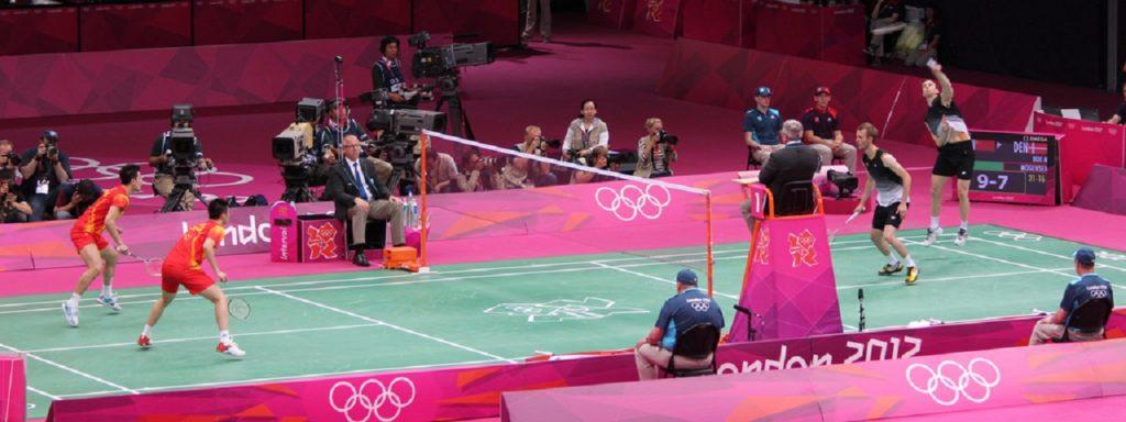 international Badminton Tournament