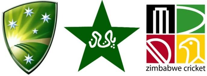 zimbabwe australia pakistan tri series [Zimbabwe National Cricket Team]