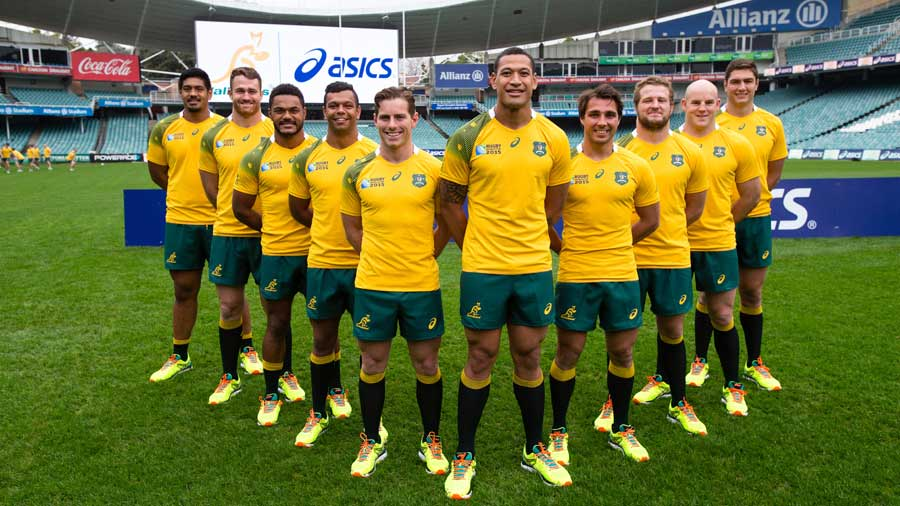 Australia rugby team