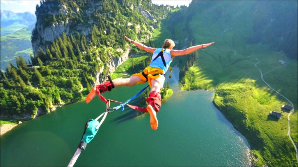 Bungee Jumping Sport