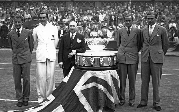 Davis Cup History
