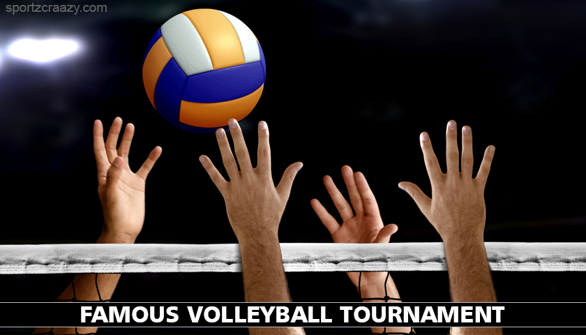 Volleyball Tournament Images