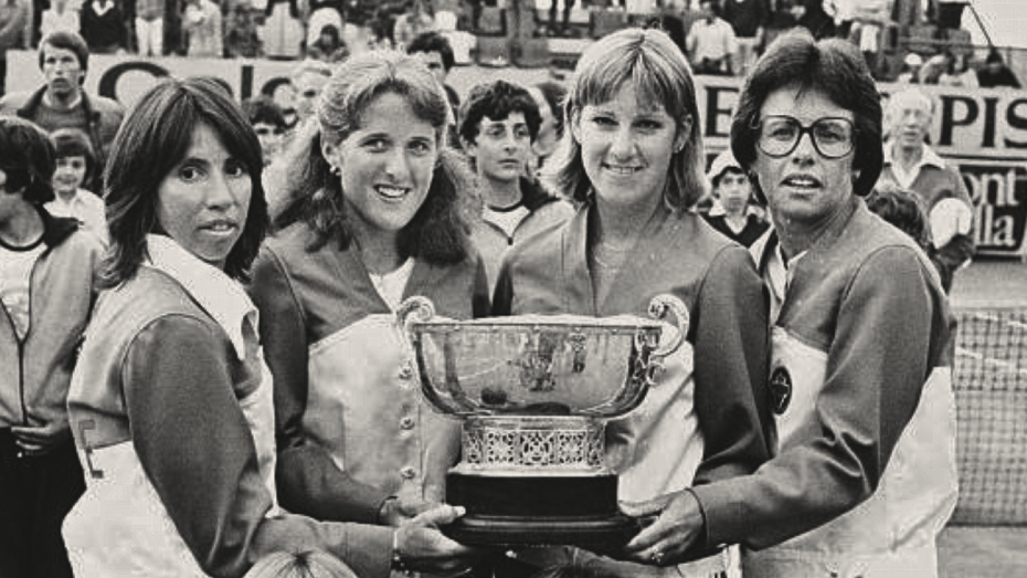 Fed Cup HISTORY