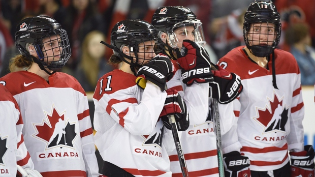 Ice Hockey Canada female