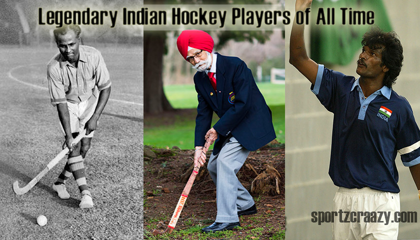 Legendary Indian Hockey Players of All Time