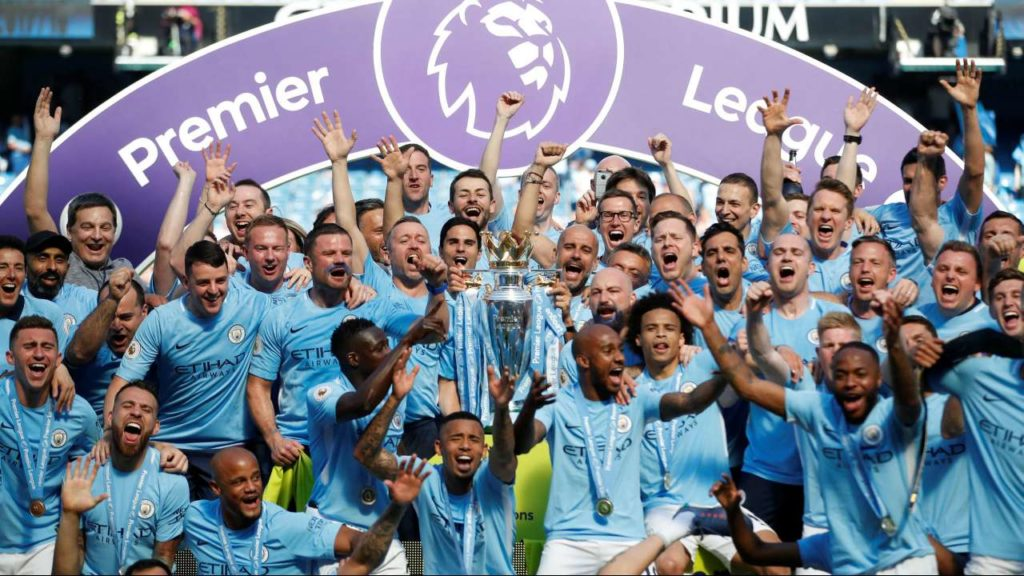 Manchester City winners